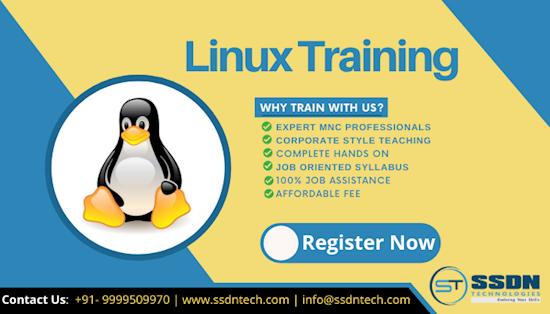 Linux Training in Noida
