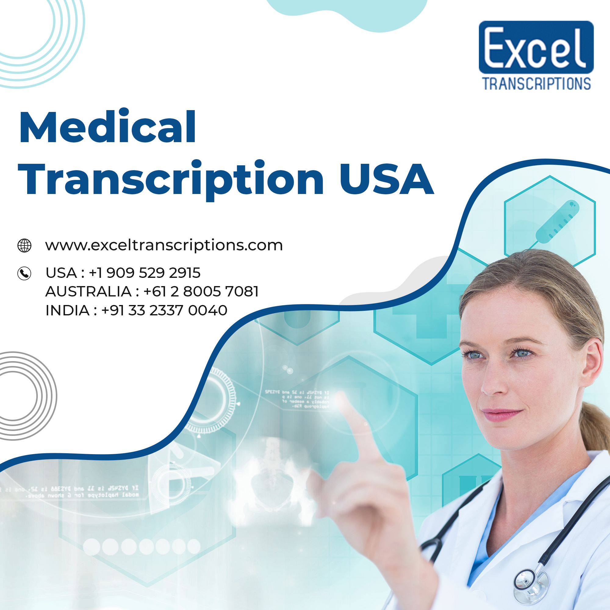 Specialized & General Transcription Services USA