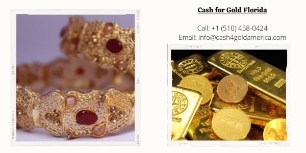Get Paid in Fast Cash for Gold You Sell-Visit Cash 4 Gold America Today!