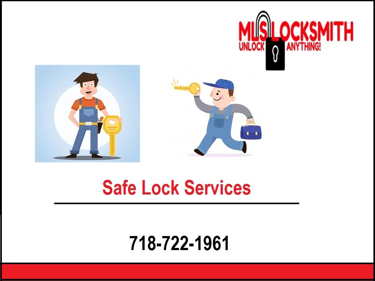 Safe Locks Service