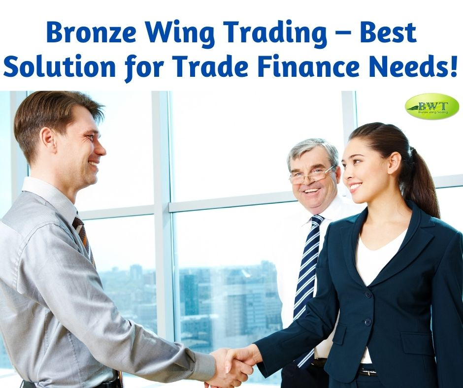 Bronze Wing Trading – Best Solution for Trade Finance Needs!