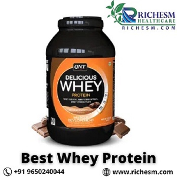 Purchase Authentic And Genuine Whey Protein Powder On Our Website