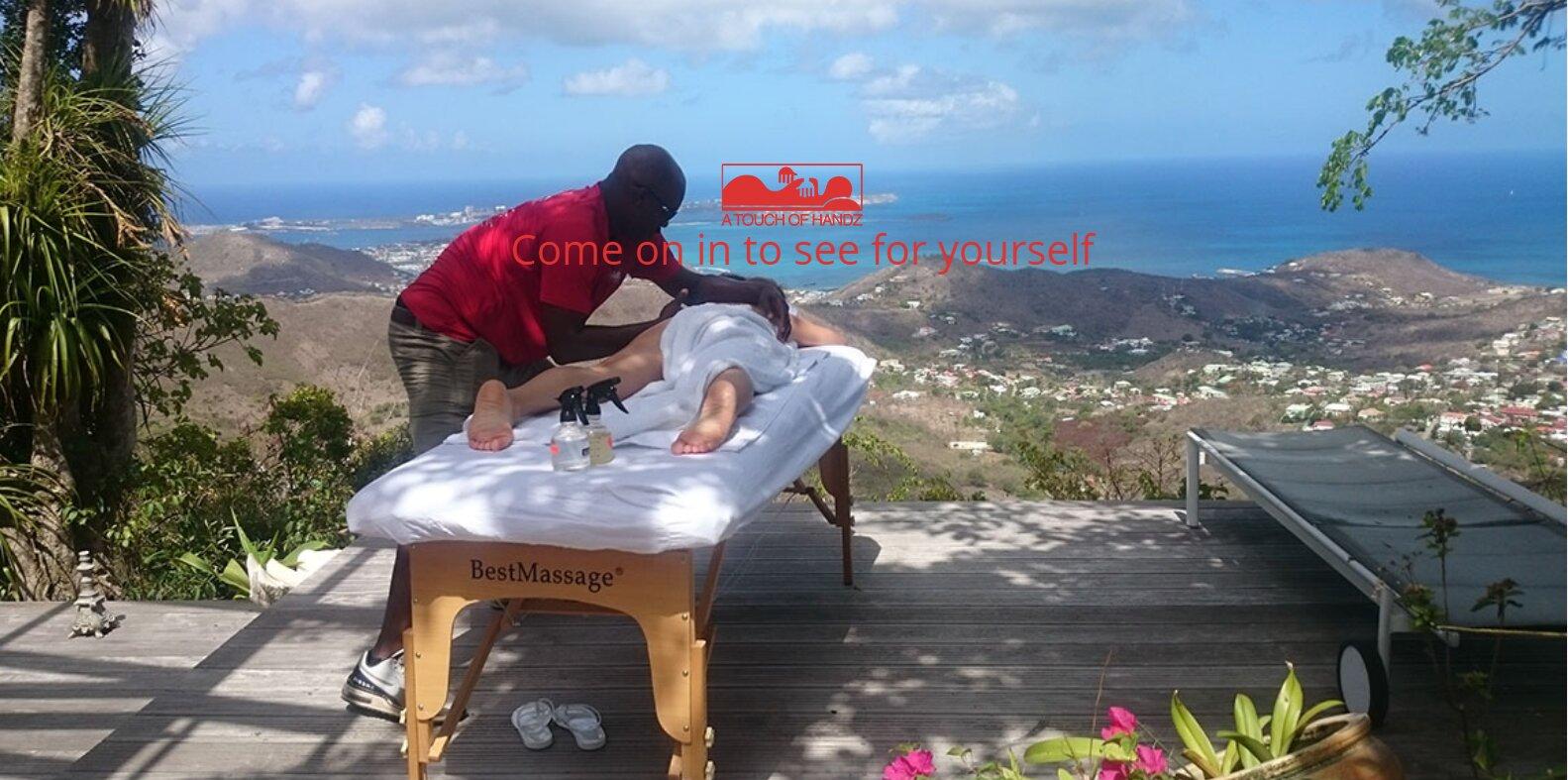 Sint Maarten Couples Massage Service