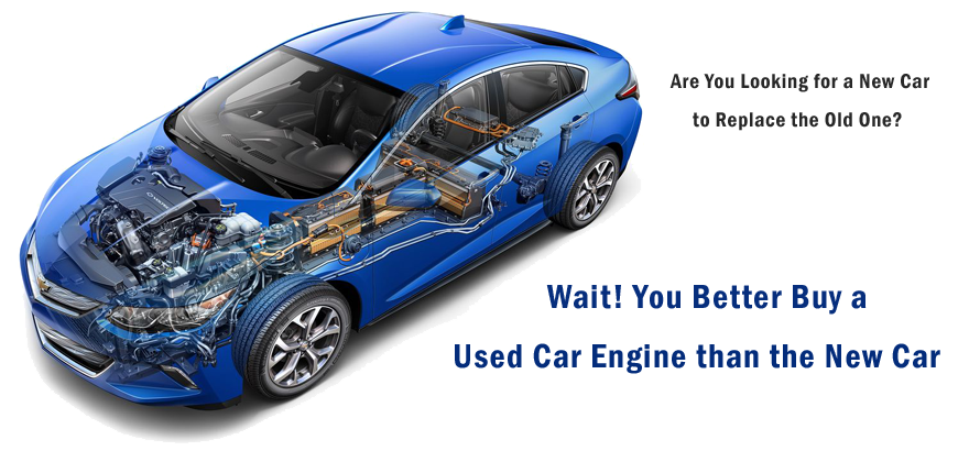 Buy and Sell Cheap Used Car Engines & Transmissions in USA