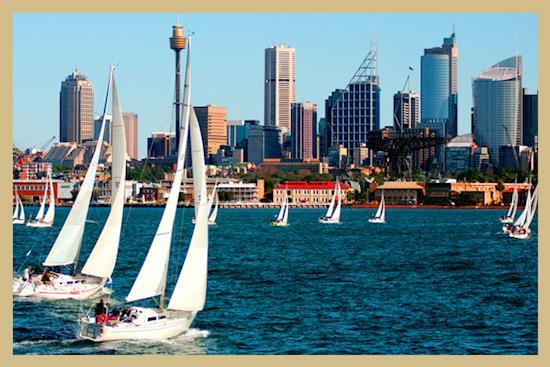 Relax With Sydney Harbour Cruise on Boxing Day