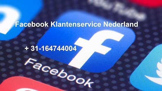 Contact Facebook Nummer + 31-164744004, Elke vorm van Facebook-problemen oplossen