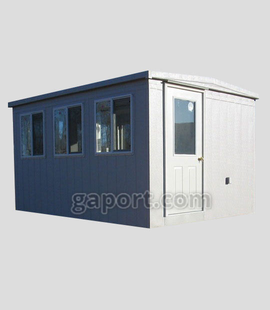 Get Security Guard House