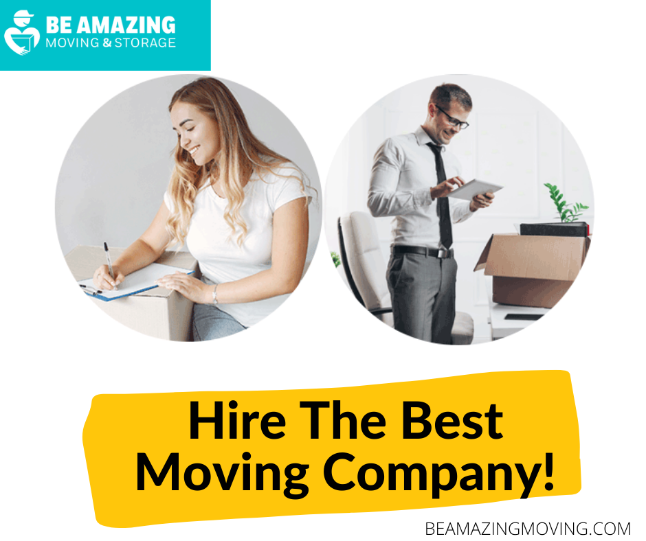 Business or Commercial Movers For Stress-Free Move