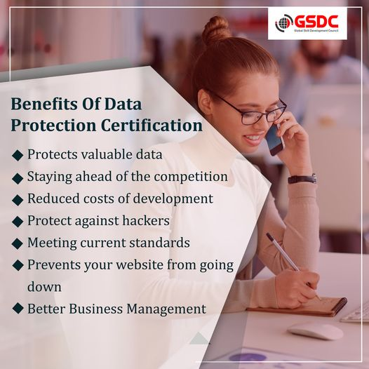 Benefits of Data Protection Certification