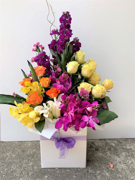 Flower Delivery in Melbourne CBD