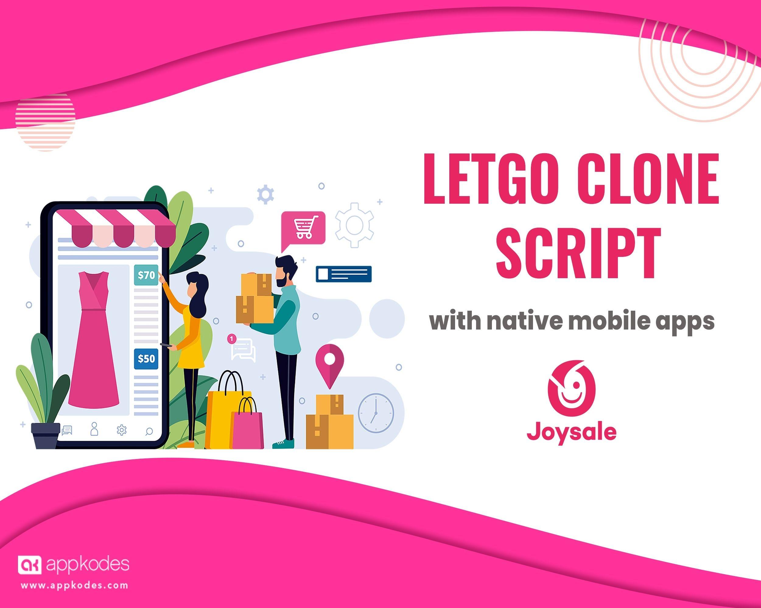 Build a readymade & unique letgo clone solution
