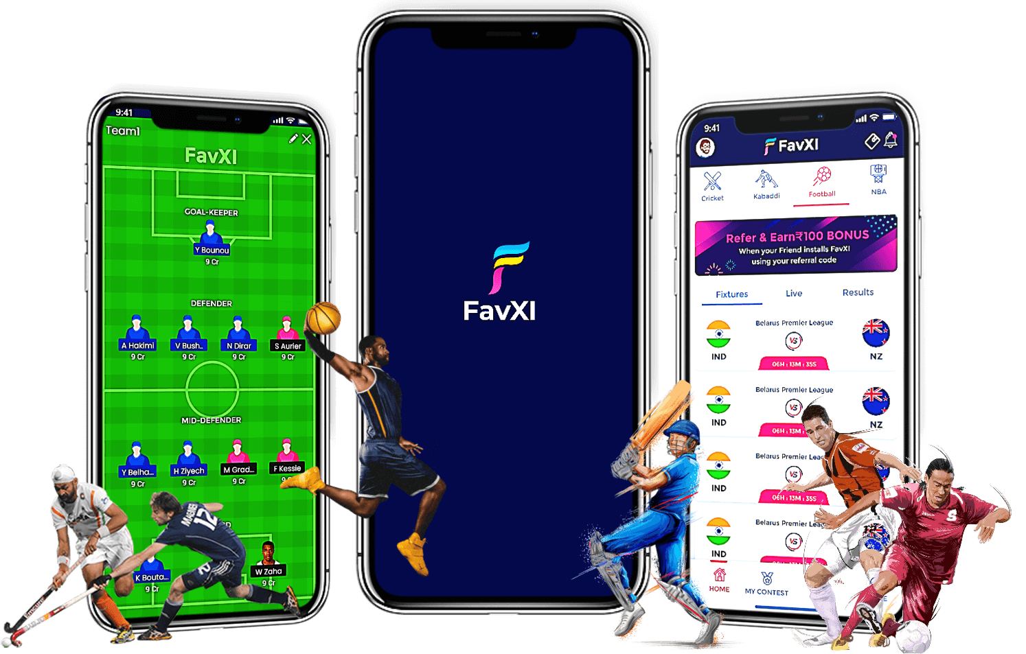 DEVELOP ''FANTASY SPORTS APP'' TO ADORE NEW GENERATION!