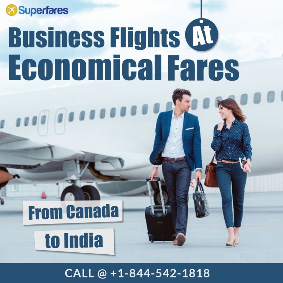 Book Business Class Flights to India