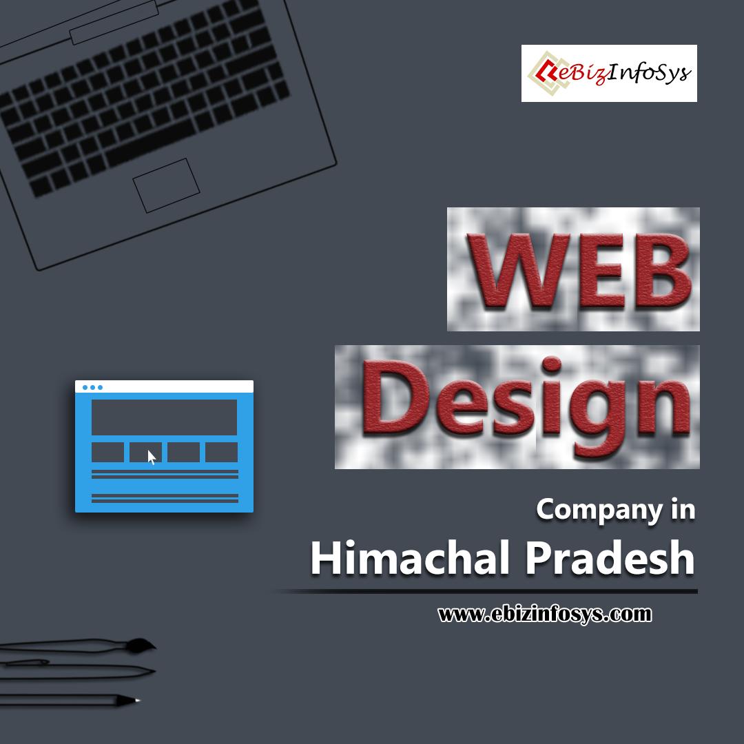 Web Design Company In Himachal Pradesh