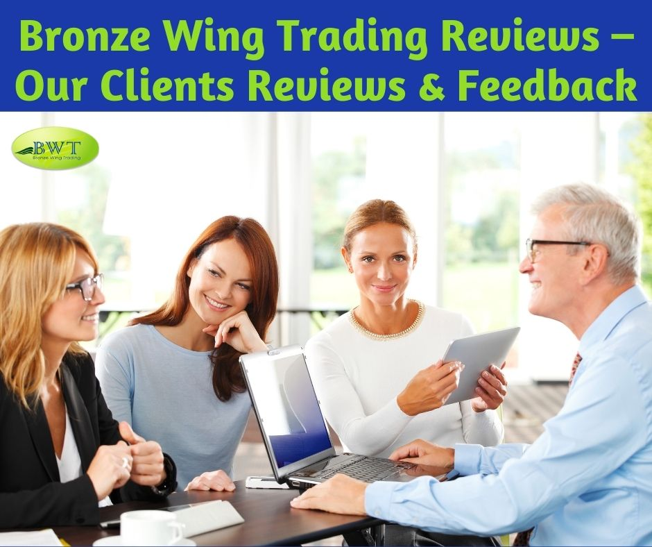 Bronze Wing Trading Reviews – Our Clients Reviews & Feedback