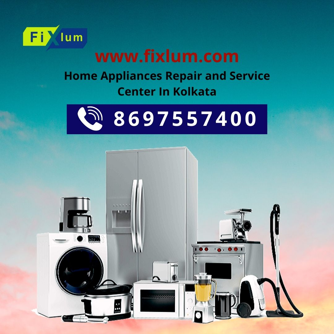 The all-in-one Home Appliances Service Center by certified Technician