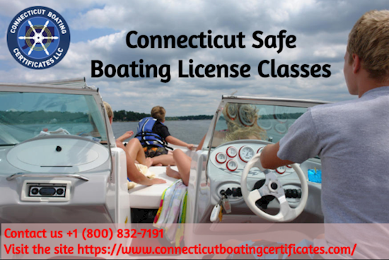 Safe Boating License Course New Haven | Safety Boating Certificates CT
