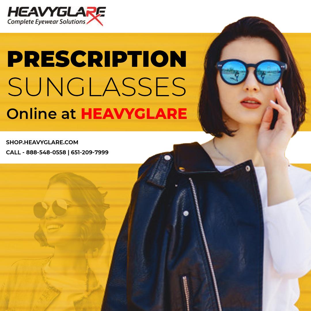 Topmost prescription sunglasses at Heavyglare