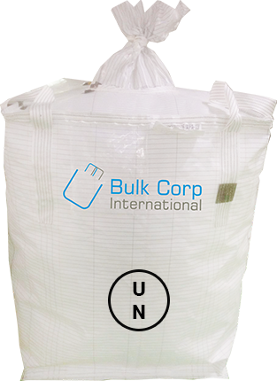 Get Un Approved Bulk Bags to transport and store hazardous materials