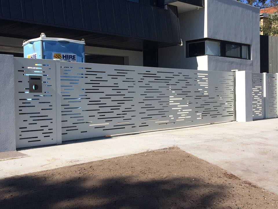 Attractive Aluminium Gates in Melbourne - Modern Gates Melbourne