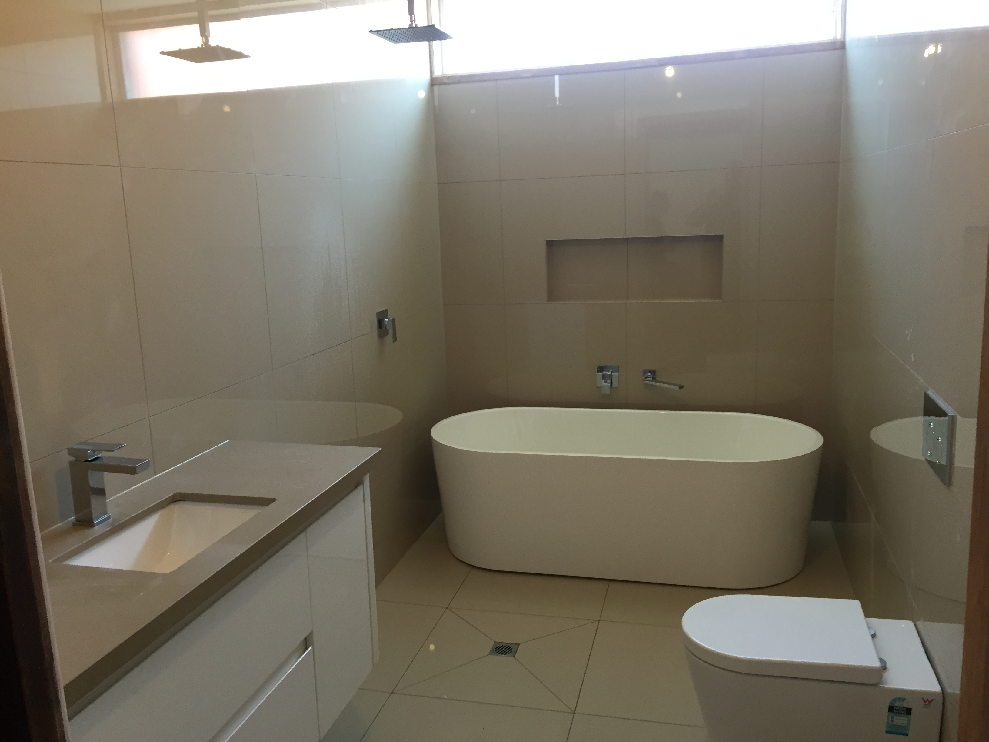 Affordable bathroom renovations in Camberwell