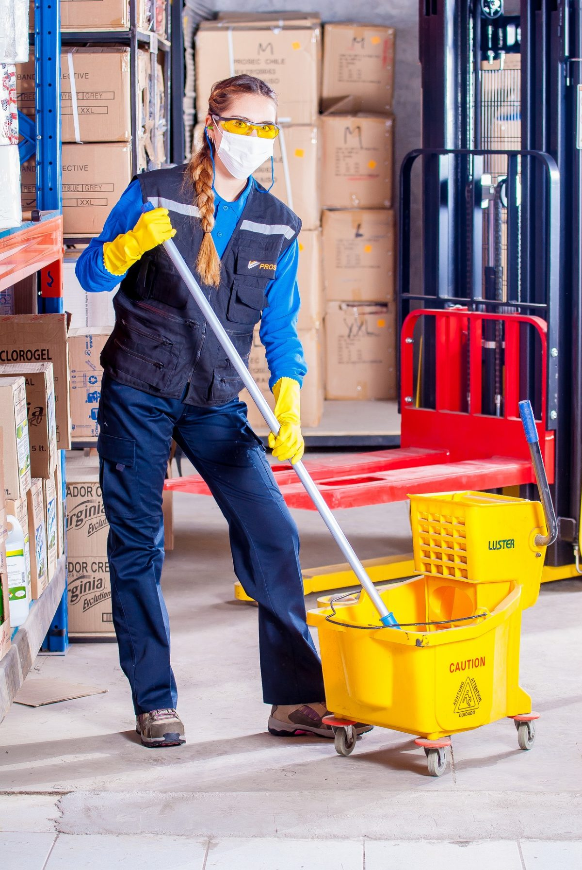 Professional House Cleaning Services - Builders Cleaning Services Sydney