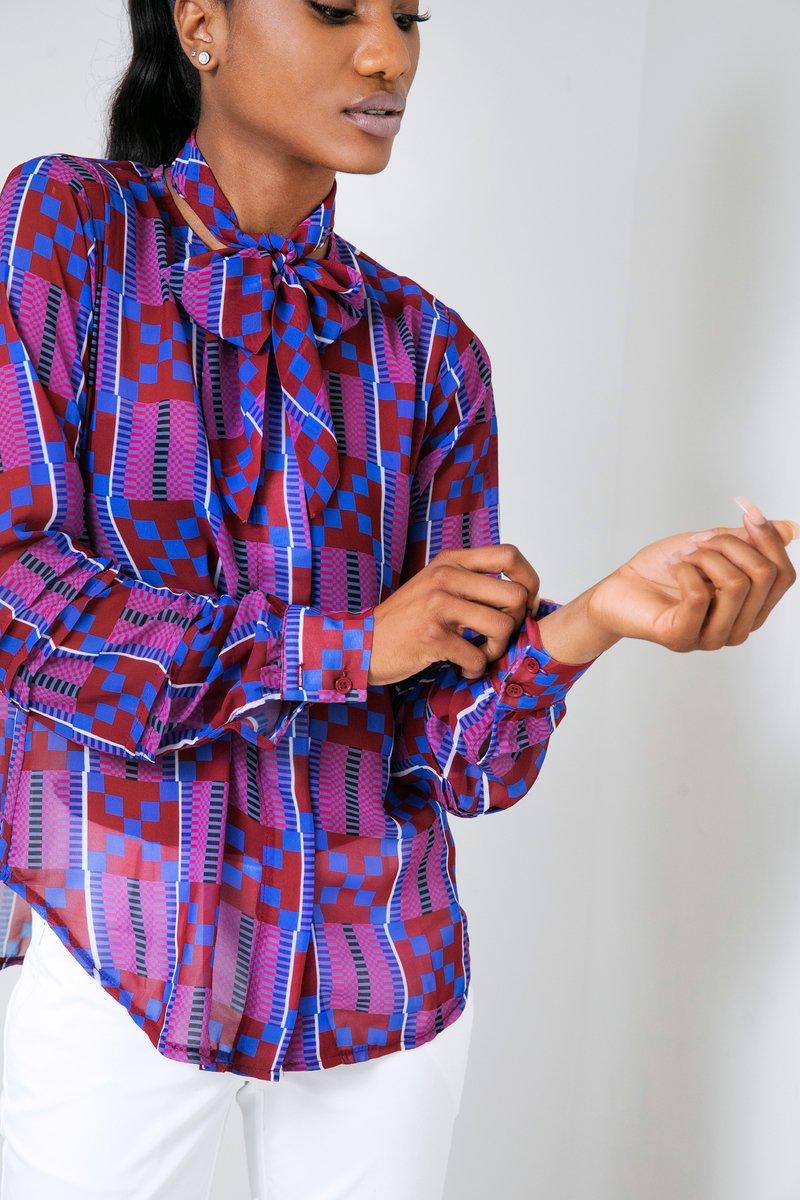 Choose Trendy Women's African Print Clothing
