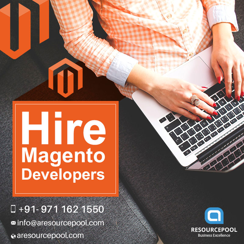 Magento Developer India - AResourcepool