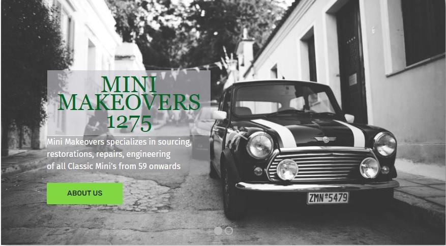 Buy Online Mini Moke Parts in Australia