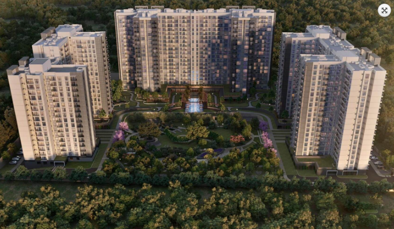 Godrej Royale Woods Penthouses For Rent In Devanahalli