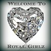 Royal Girlz Christian Group Logo