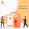 Appsinvo - Ways to Secure Your Mobile Apps Logo