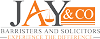 Jay & Co Barristers and Solicitors Logo