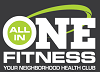 All In One Fitness Logo
