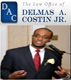 The Law Office of Delmas A. Costin, Jr. in Bronx, New York Logo