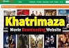 Watch Free Movies Online on KhatriMaza in FULL HD Quality Logo