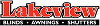 Lakeview Blinds Awnings Shutters Logo