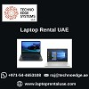 Why go with Laptop Rentals in Dubai? Logo