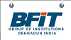 BFIT GROUP OF INSTITUTION Logo