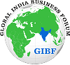 GLOBAL INDIA BUSINESS FORUM Logo