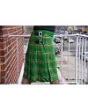 Irish National Tartan Kilt | Custom Made Irish Kilts For Sal Logo