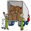 Professional Moving Services Logo