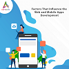 Appsinvo - Factors That Influence the Web and Mobile Apps Logo