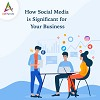 Appsinvo - How Social Media is Significant for Your Business Logo