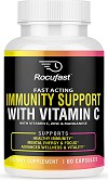 How Does Rocufast Immunity Booster Work? Logo