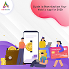 Appsinvo - Guide to Monetization Your Mobile App for 2020 Logo