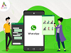 WhatsApp Improved Dark Theme And Bug Delete Chats History Logo