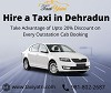 Taxi Service in Dehradun For One Way and Round Trips Logo