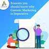 Appsinvo - Reasons You Should Know Why Content Marketing Logo
