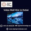 What are the Factors for Video Wall Rental in Dubai? Logo